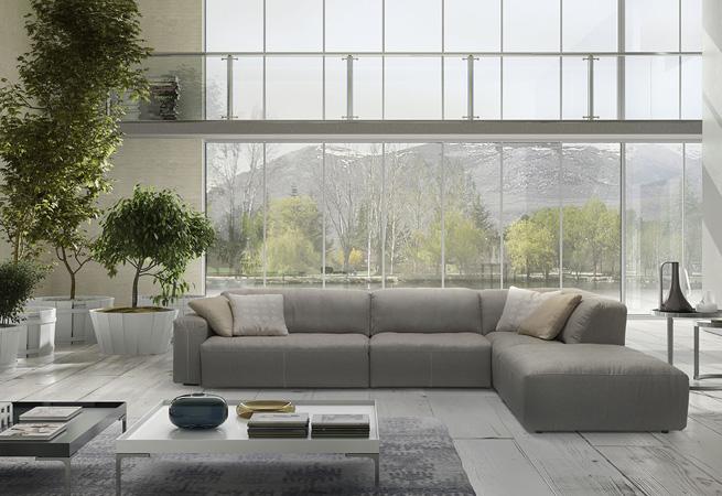 Descubre las tendencias en sofas en barcelona para salones grandes