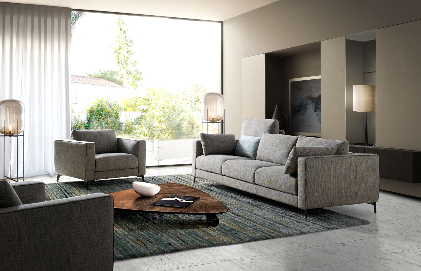 materiales para tapizar sofás 1